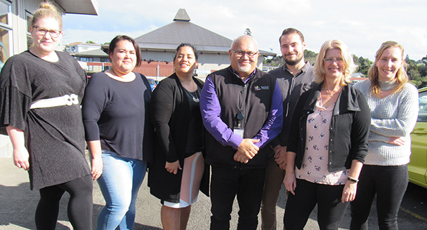 Engaging and empowering taiohi