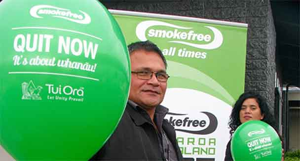 Local league clubs setting smokefree example