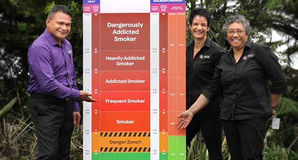 Numbers high for Taranaki New Year stop smoking campaign