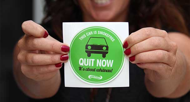 Waitara event to promote smokefree car ban
